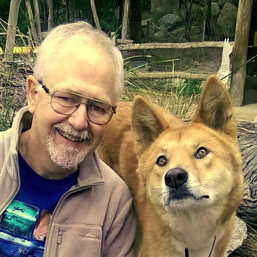 Ian + dingo